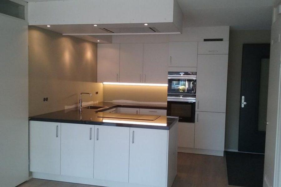 Nieuwe keuken Delden