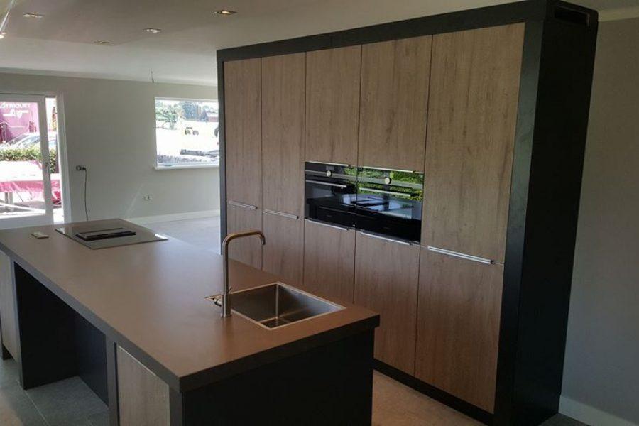 Nieuwe keuken Hengevelde